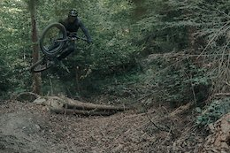 Video: Kevin Kalkoff Brings his BMX Style to the Trails
