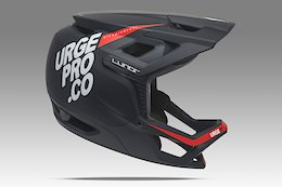 Video: Urge BP Releases a New Lightweight Full Face Helmet for Enduro Racing