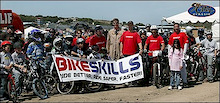 "Bikeskills to Host ""Free"" Ride Zone and Skills Clinics at 2008 Sea Otter Classic."