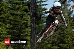 Raw Video: Fully Pinned at the SilverStar Air DH - Crankworx Summer Series