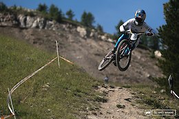 Photo Epic: Bruni and Dailly Back on Track in the Cradle of DH Racing