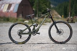 Bike Check: Adrien Dailly's Beefed-Up, DH-ready Lapierre Spicy