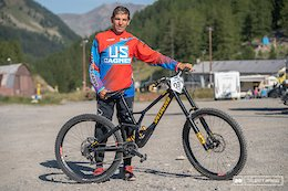 Bike Check: JP Bruni's Specialized Demo - DH Masters World Champion