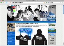 Team ChainReactionCycles/Intense launches website