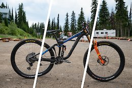 Bike Check: Mckay Vezina's 3 Bikes of Crankworx Summer Series