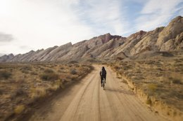 Video: Solo Gravel Mission with Mike Hopkins in 'Spirit of Adventure'