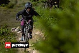 Video: Downhill Racing in Slab City - Crankworx Summer Series Track Breakdown