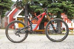 Bike Check: Andréane Lanthier Nadeau's Rocky Mountain Slayer Mullet DH Bike
