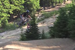 Video: Cam McCaul Rides Mt. Bachelor's Steepest Downhill Trail