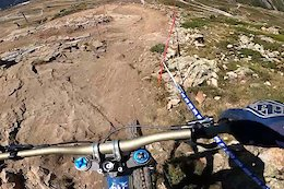 Video: Alpe d'Huez French Cup DH Course Preview with Benoit Coulanges