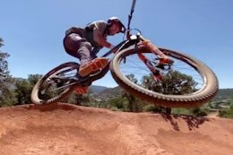 Video: Sedona Shreds with Kirt Voreis & Some Young Rippers