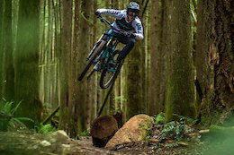 Raw Video: Lightspeed Trail Annihilation with Kasper Woolley in Squamish