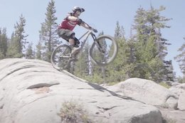 Video: Greg Watts Explores the Trails of Woodward Tahoe