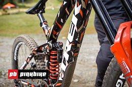 Video: 7 Quickfire DH Bike Checks from Sun Peaks - Crankworx Summer Series