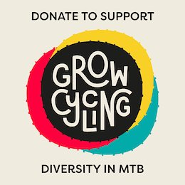 Donate to Grow Cycling Foundation to support diversity in mountain biking