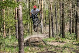 Video: Michal Prokop Shreds Some of his Dusty Local Trails