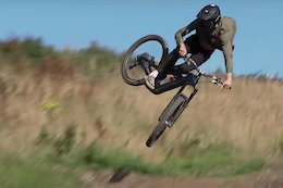 Video: Josh Bryceland and the Waves Crew at Woody's Bike Park