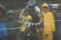 Throwback Thursday: Old School Mont Sainte Anne Race Action From the 90s