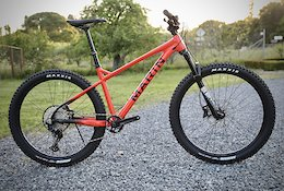 2021 Marin El Roy & San Quentin Hardtails - Across the Pond Beaver