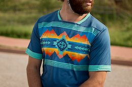 RAD Apparel Updates their 'Made In Colorado' Mountain Bike Jersey with a Move to Recycled Polyester