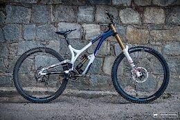 Bike Check: Benoit Coulanges' Commencal Supreme