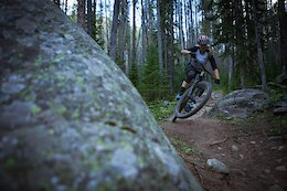 Video: Trail Dog Shred in the Alpine at Sunset in 'Golden Girl'
