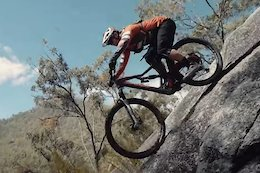 Video: Mick Hannah Riding... Slow? Ultra Steep Rock Faces in the Queensland Jungle