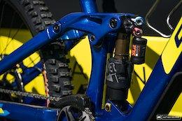 Bike Check: Martin Maes' GT Force Mullet Race Bike - EWS Zermatt 2020