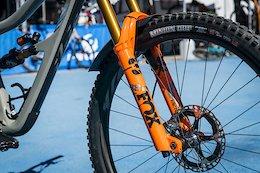 Bike Check: Robin Wallner's Ibis Ripmo V2 - EWS Zermatt 2020