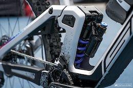 Bike Check: Kevin Miquel's Sunn Kern LT - EWS Zermatt 2020