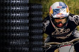 Enter to Win a Signed Jersey from Aaron Gwin + 30 Kenda MTB Tires of Your Choice