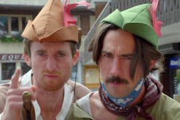 Video: Outrageous Robin Hood, Forrest Gump & Gamble Parodies Win Morzine Summer Film Festival 2020