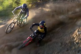 Video: Cam McCaul & Dusty Wygle Have A Blast on Mt. Bachelor's Flagship Jump Trail