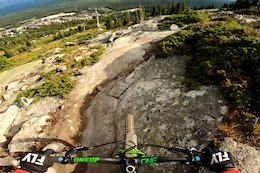 Video: Remy Metailler Takes on Rowdy Rock Gardens at Big White Bike Park
