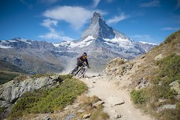 Video: Supercharged Racing at the First-Ever EWS-E in Zermatt