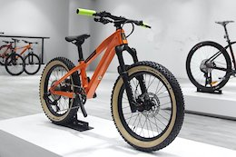 Patrol Releases Carbon Fiber Kids' Bike Range - Across the Pond Beaver