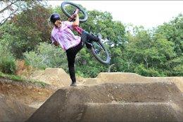 Video: Veronique Sandler Hits Fresh Dirt Jumps