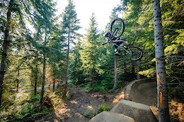 Video: Building and Riding Huge New Jumps in Bellingham