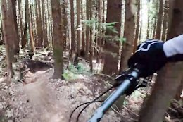 Video: Finn Iles Gets Up to Speed for World Cup DH at Cypress Mountain