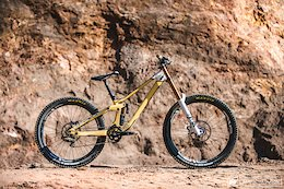 Bike Check: Brendan Fairclough's Custom F**k Corona Scott Gambler