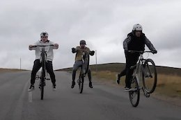 Video: London Wheelie Kids Head to Scotland for Hill Bombs, Pump Tracks & MTB