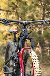 Cy shows us around on the Timber-Kimmons loop and gets close up with his RIP 9 RDO. Images by Nic Rentfrow/Grizzly Media.
