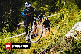 Video: Thrills & Spills - EWS Pietra Ligure Finals RAW