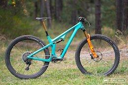 Bike Check: Alexis Cheneviers Trans-Vesubienne Yeti SB100