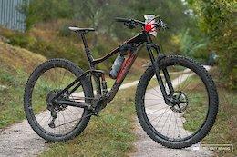 Bike Check: Mary Moncorge's Trans Vesubienne BMC Agonist