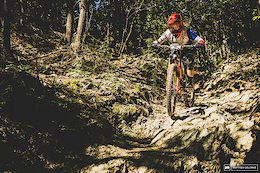 Race Day Photo Epic: Just As Things Were Heating Up - EWS Finale Ligure 2020