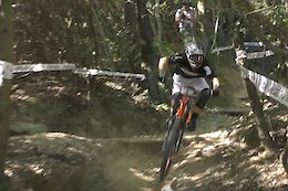 Video: 5 Minutes of Raw Enduro Racing from Finale Ligure