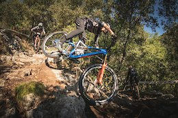Video: Orbea Fox Enduro Team Takes On EWS Finale Ligure