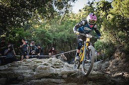 Video: Elliott Heap Chainless at EWS Finale
