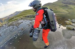 Video: UK Mountain Rescue Are Trialling Jet Packs to Help Them Get to Patients Quicker